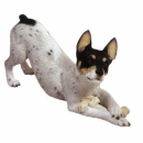 Rat Terrier Figur