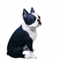 Boston Terrier Figur