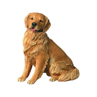 Golden Retriever Figur